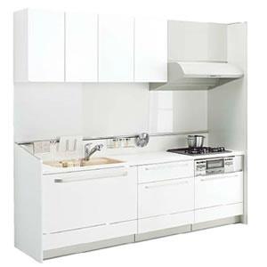 トクラスキッチン ベリーL型基本プラン 食洗機なし 間口2700mm コンロ側1800mm 扉シリーズE・C商品のみ