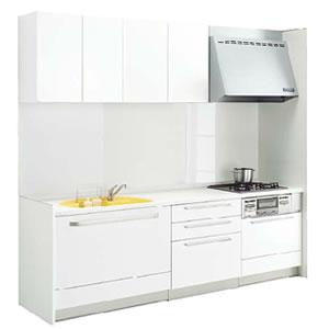トクラス システムキッチン ベリー キッチン リフォーム I型 シンプルプラン食洗機なし 間口2400 扉シリーズE・C【商品のみ】