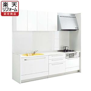 トクラスキッチン ベリーI型 シンプル食洗機プラン 間口2550 扉シリーズE・C【リフォーム認定商品】