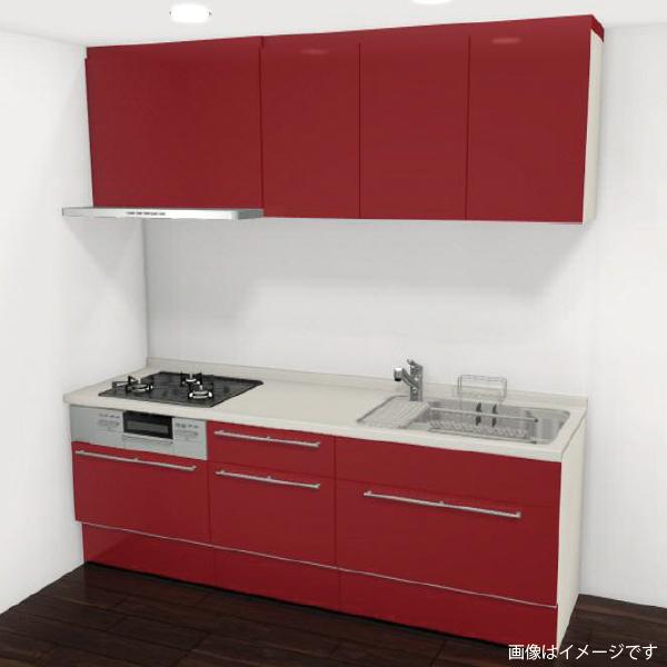 [リリパ オリジナルプラン]リクシル LIXIL システムキッチン アレスタ I型 間口2250(Cプラン)商品のみ