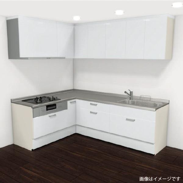 [リリパ オリジナルプラン]リクシル LIXIL システムキッチン アレスタ L型 間口2400×1800(Aプラン)商品のみ