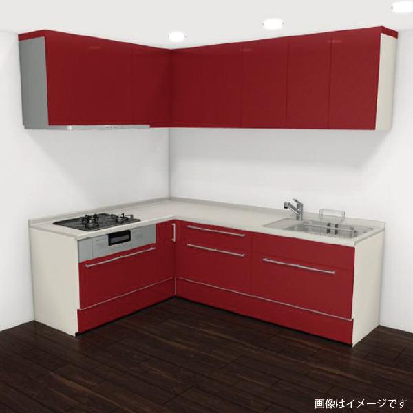 [リリパ オリジナルプラン]リクシル LIXIL システムキッチン アレスタ L型 間口2400×1800(Cプラン)商品のみ