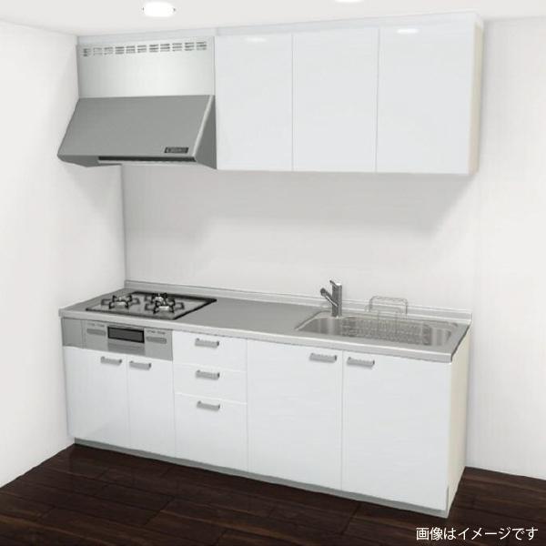 [リリパ オリジナルプラン]リクシル LIXIL システムキッチン シエラ I型 間口2250(Aプラン)商品のみ