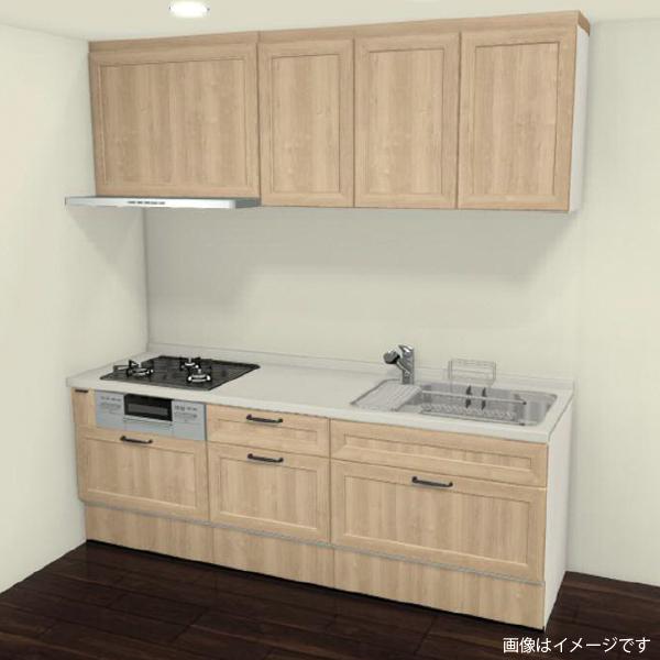 [リリパ オリジナルプラン]リクシル LIXIL システムキッチン リシェル SI I型 間口2250(Bプラン)商品のみ