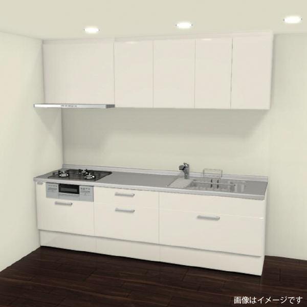 [リリパ オリジナルプラン]リクシル LIXIL システムキッチン リシェル SI I型 間口2550(Aプラン)商品のみ