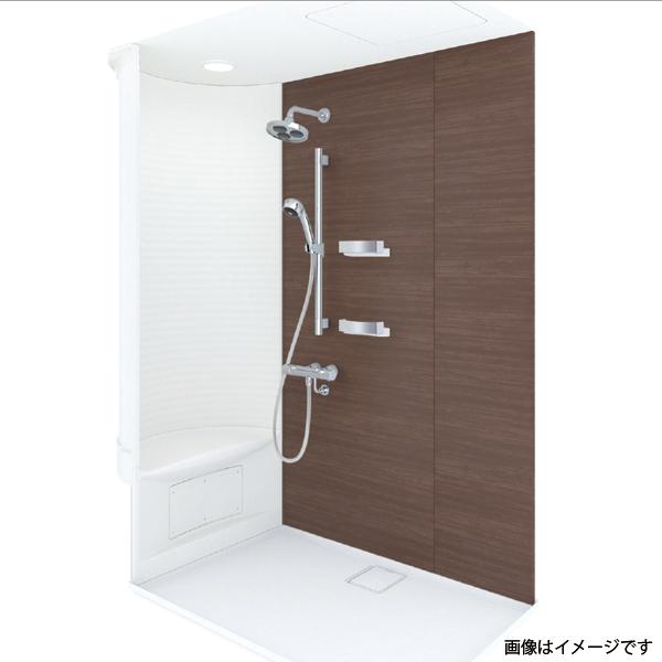 [リリパ オリジナルプラン]TOTO シャワーユニット Xタイプ 0816(プラナスブラウンウッド)商品のみ