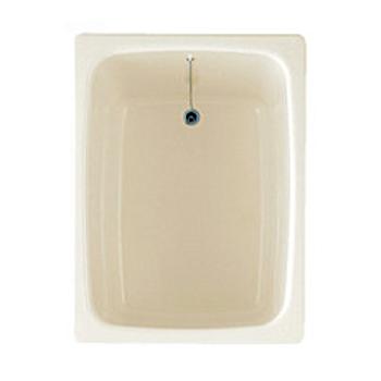TOTO バスタブ 浴槽 FRP ポリバス 据え置き 置き型 900サイズ 右排水 【P112R】 2方半エプロン 送料無料 メーカー直送 軒先渡し マンション1階渡し 荷受け必要(荷受けできなかった場合、保管料・再配達料かかります) 代引き不可