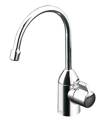 TOTO 浄水器専用自在水栓(ビルトイン形)