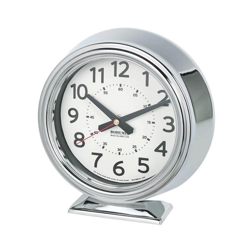 驚きの価格が実現 ダルトン オシャレ 置き時計 k925-1256cr 買収