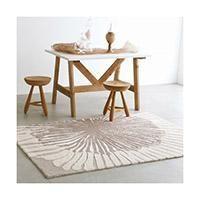 ラグ 長方形 140×200 マット カワイイ 絨毯 カーペット オシャレ 北欧風 1407-063BE(REROOM)