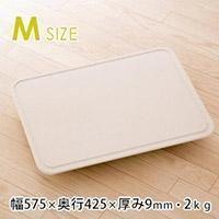 モイス バスマット 速乾 日本製 吸収性に優れる MOISS Mサイズ 快適サラサラ 洗濯も必要ないのでお手入れ楽々 (REROOM)