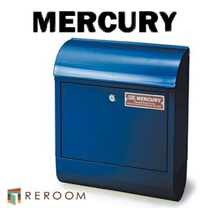 10%OFF 高級品 メールボックス かわいい アメリカン MEMABONV 郵便ポスト ネイビー