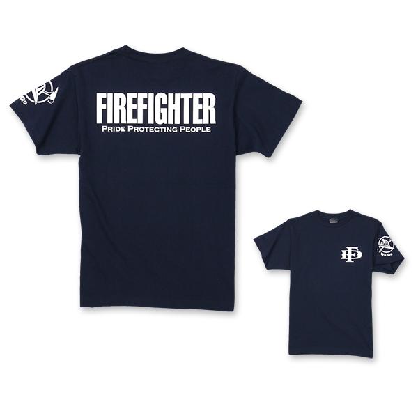 RS 消防員 T 襯衫: 救援隊 [救援小分隊]