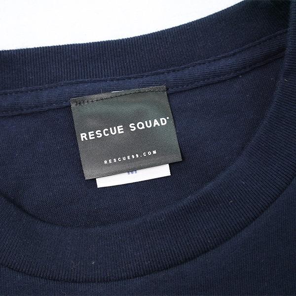 RS 消防员 T 衬衫: 救援队 [救援小分队]