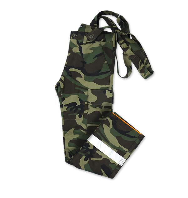 RS Suspender pants type 2: RESCUE SQUAD [rescue squad]