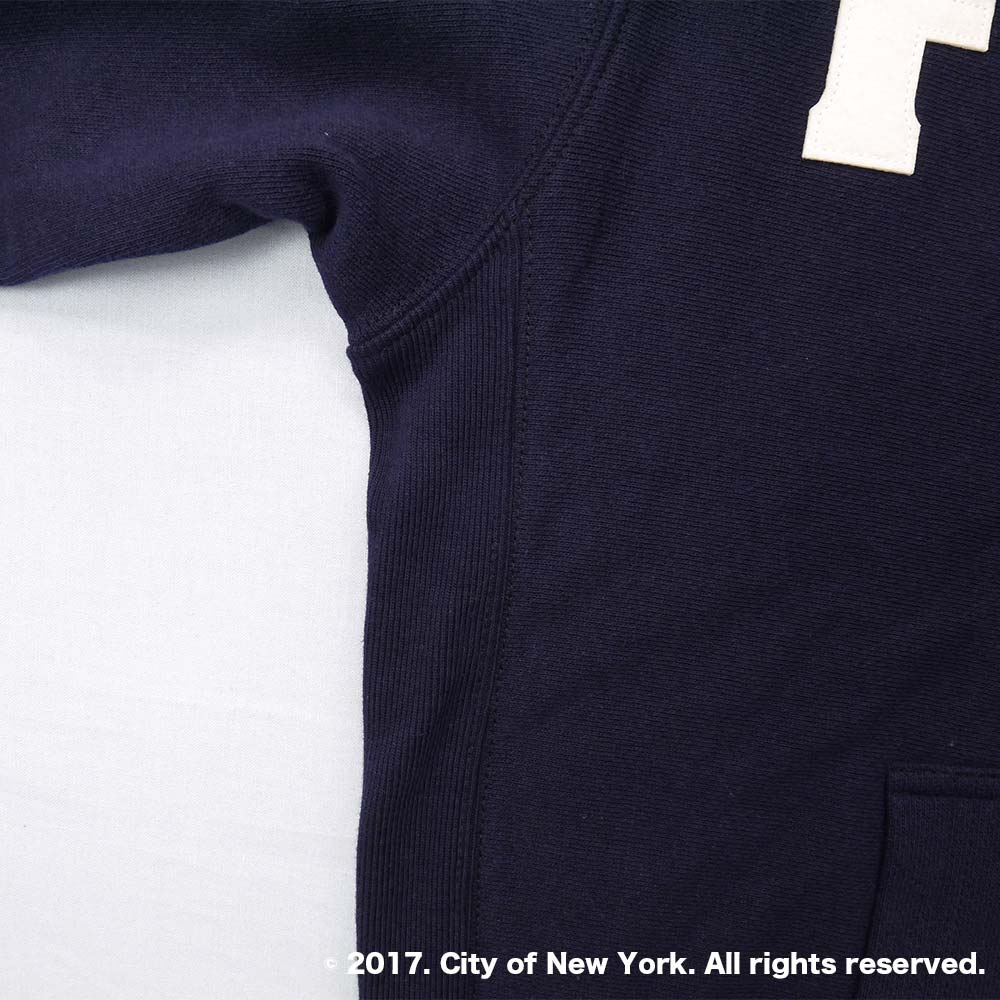 FDNY PATCH HOODIE