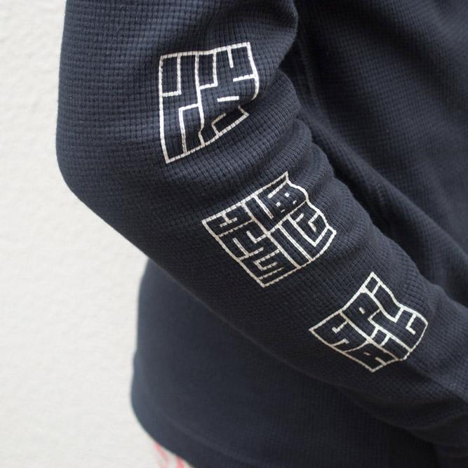 Fire fighter ancient calculator fireman's standard thermal long T-shirt