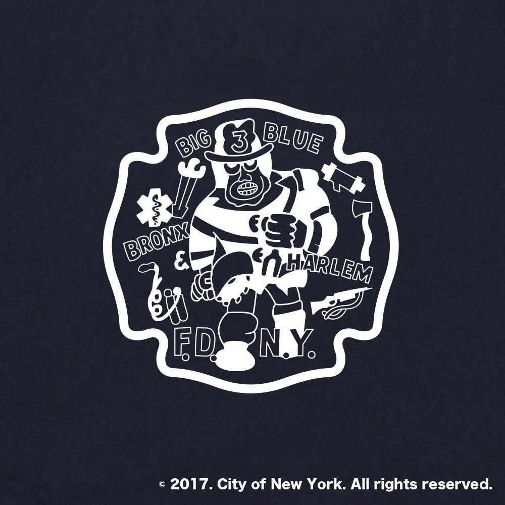 FDNY3 T-shirt
