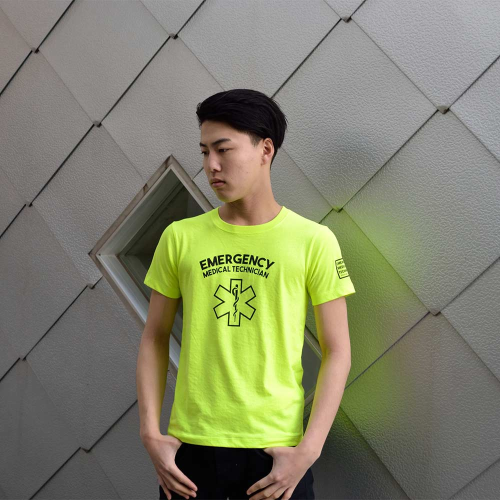 EMT PARA dry T-shirt