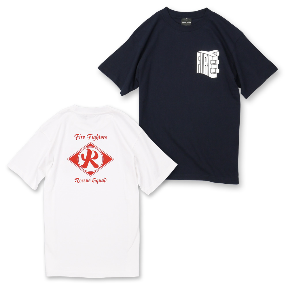 WEB-limited fire T-shirt