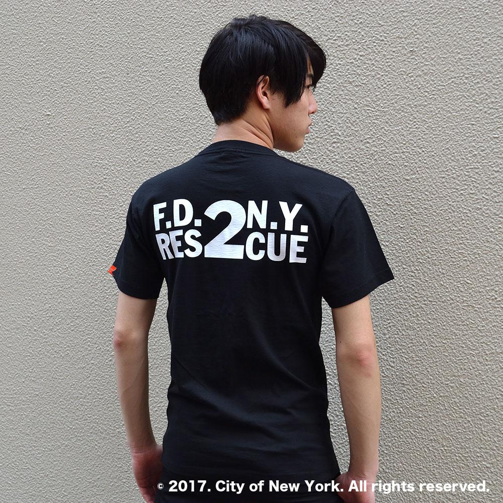 FDNY2 USA T-shirt