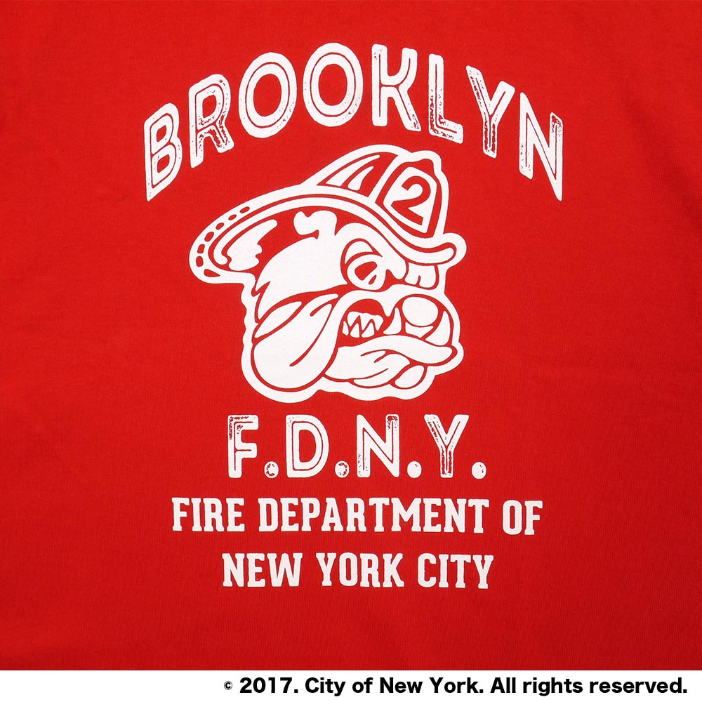 FDNY BROOKLYN T-shirt