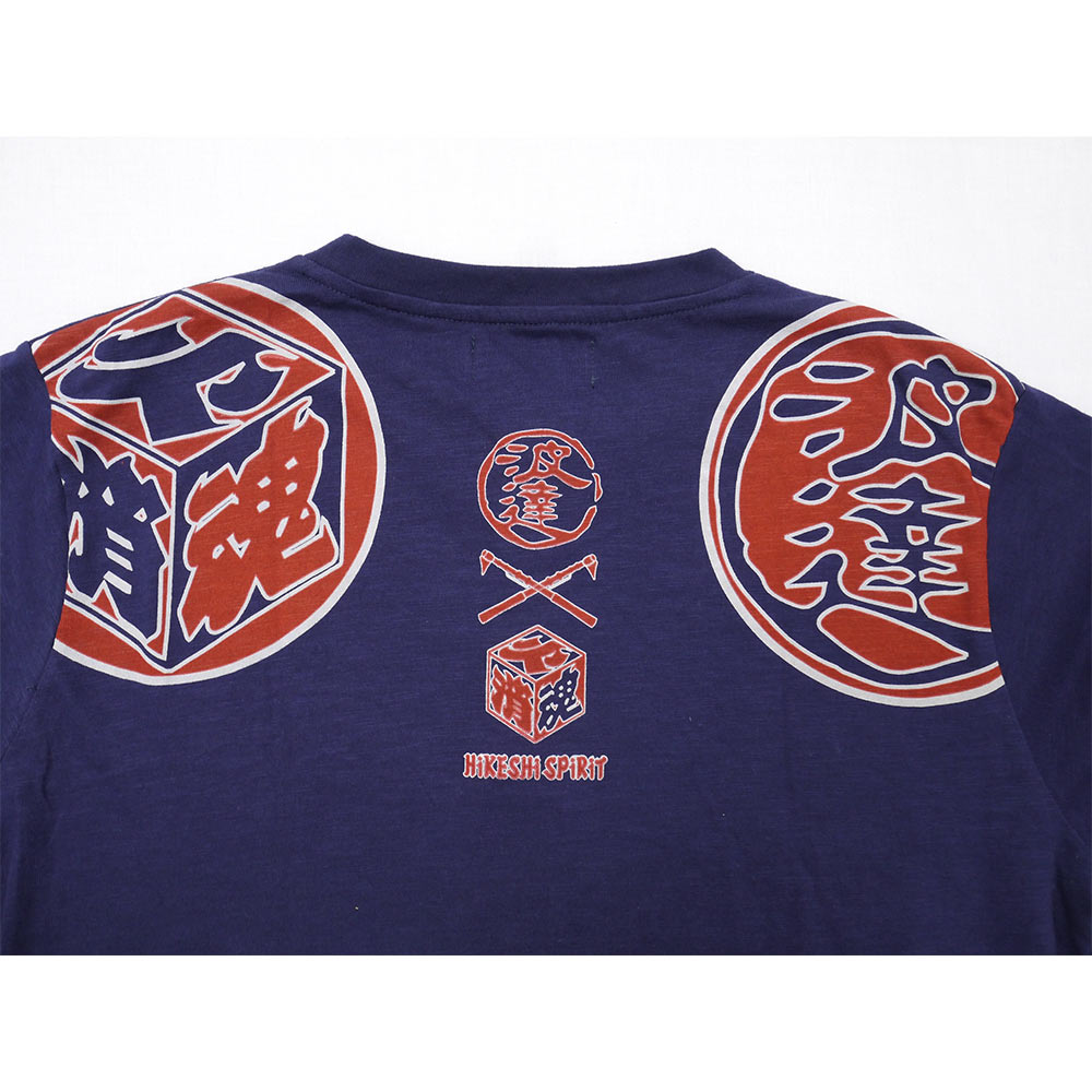 Waves X fire fighter spirit three-quarter sleeves T-shirt