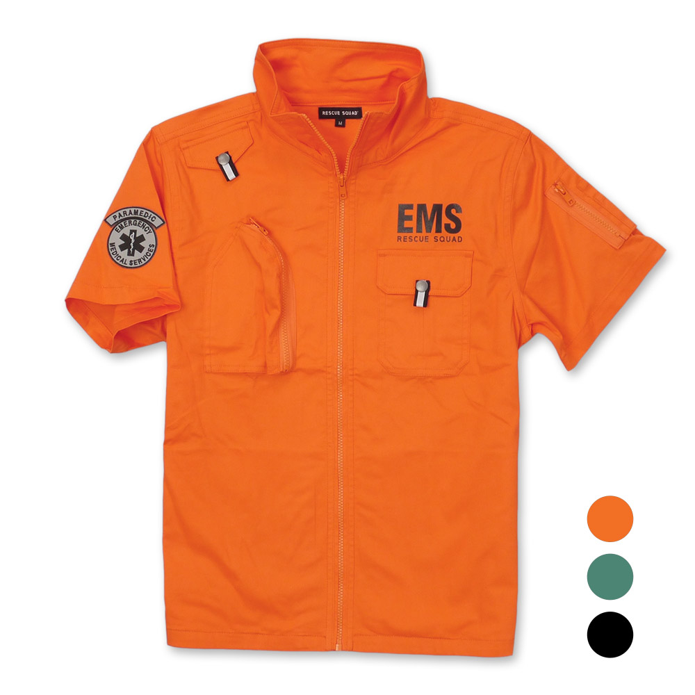 EMS STAND S/S shirt
