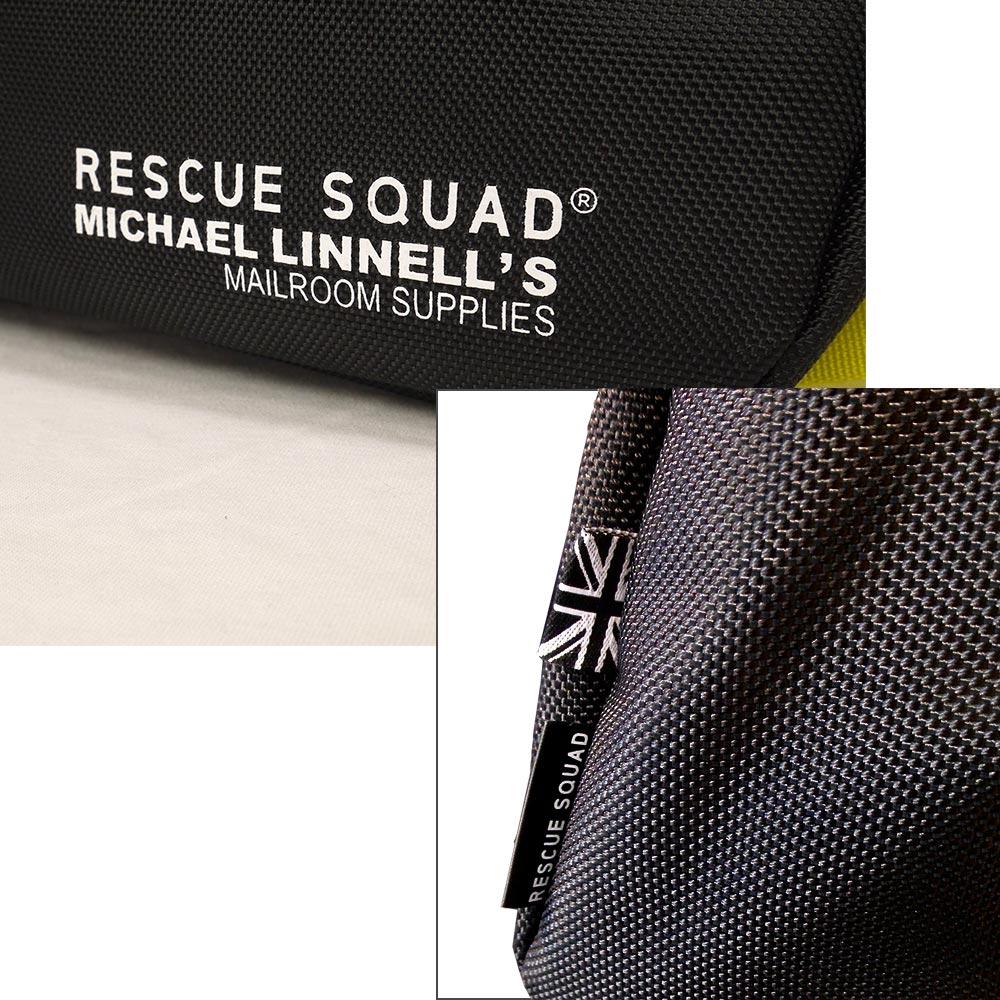 RESCUE SQUAD X Michael Linnell (Michael linen) mini-messenger [MLCD-100]