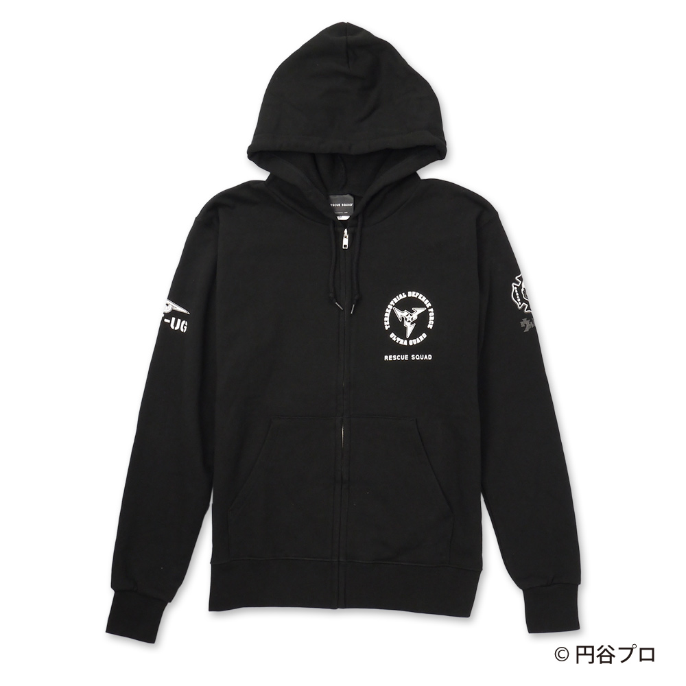 RS X ultra monsters parka