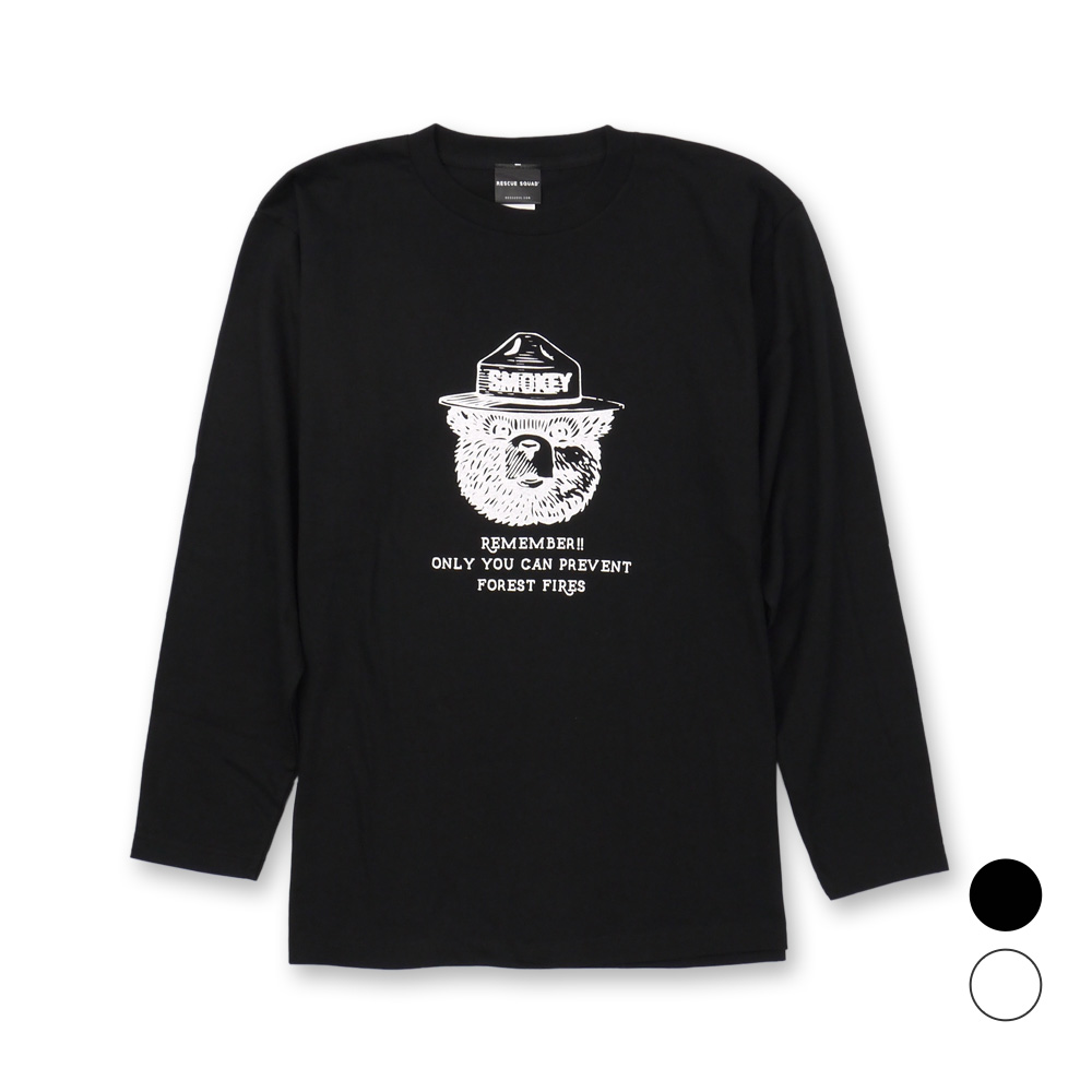 [product targeted for Class two pieces] the 2P BEAR long T-shirt list price: 4,212 yen