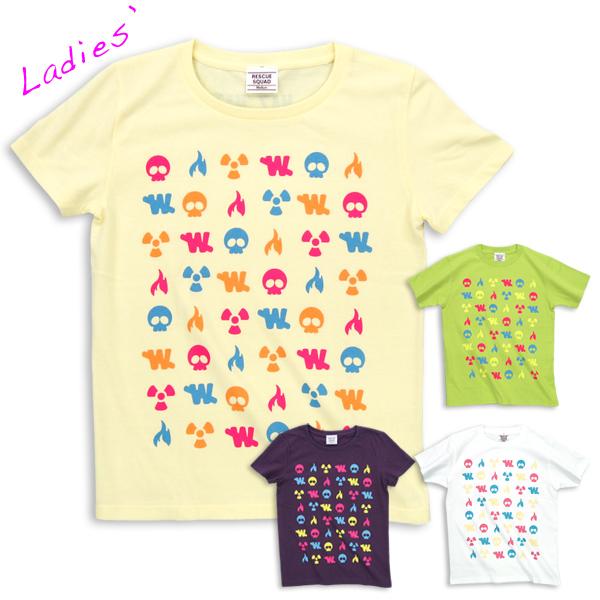 HMT Monogram T shirt [women] (999-1715), [05P05Nov16]