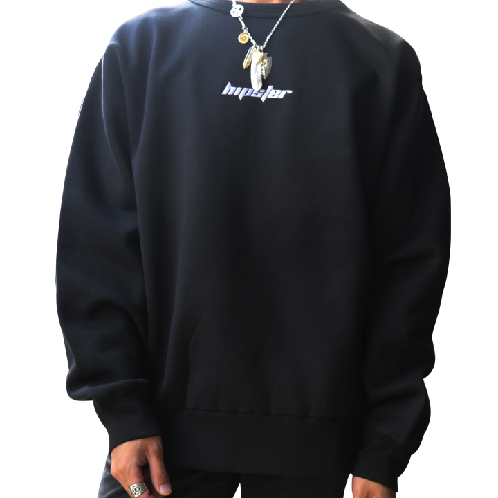 FINDERS KEEPERS ファインダーズキーパーズ FK-VERTICAL LOGO CREWNECK 40831201
