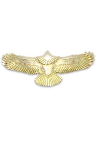 TADY&KING タディアンドキング goro's ゴローズ魂継承 中イーグル 全金 tkh-086 メンズ レディース eagle イーグル ペンダント K18 イーグルネックレス 18k ペンダントトップ ネイティブ シルバーアクセサリーレジスト原宿