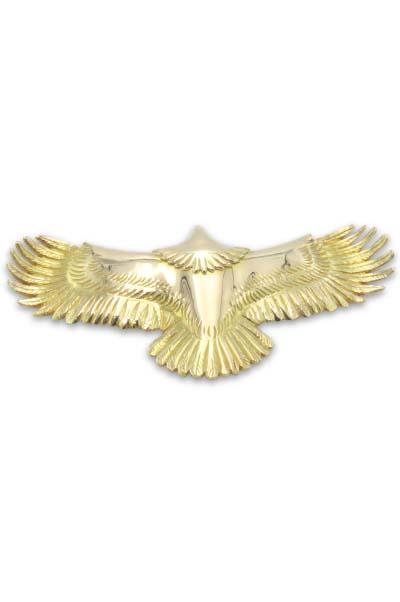 TADY&KING タディ&キング goro's ゴローズ 魂継承 大イーグル 全金 メンズ レディース eagle イーグル ペンダント ネイティブ アクセサリー tkh-088