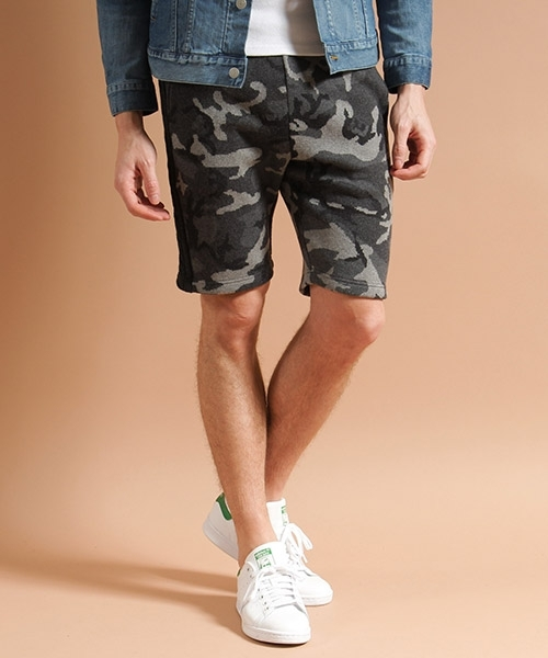 【AKM】CABLE EASY SHORTS ショーツ