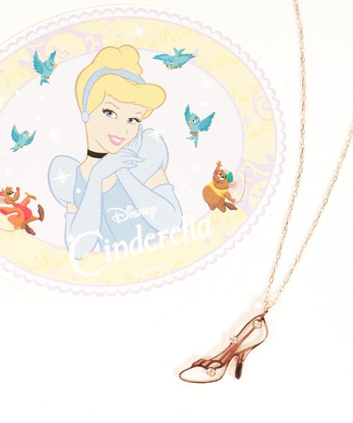 【JAM HOME MADE(ジャムホームメイド)】Cinderella Garasu no Kutsu NECKLACE ネックレス