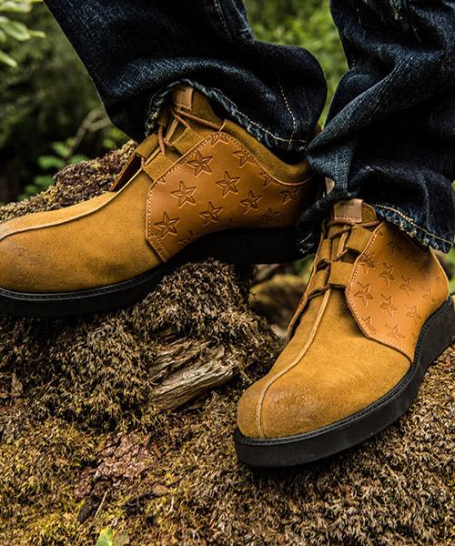 【glamb(グラム)】GB17WT-AC03-Leon boots-レオンブーツ-