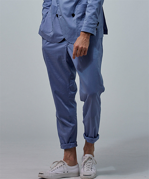 【2021年製 新品】 【junhashimoto(ジュンハシモト)】EASY TUCK PANTS TUCK パンツ パンツ, 神戸 宝光堂:ec95a896 --- maalem-group.com