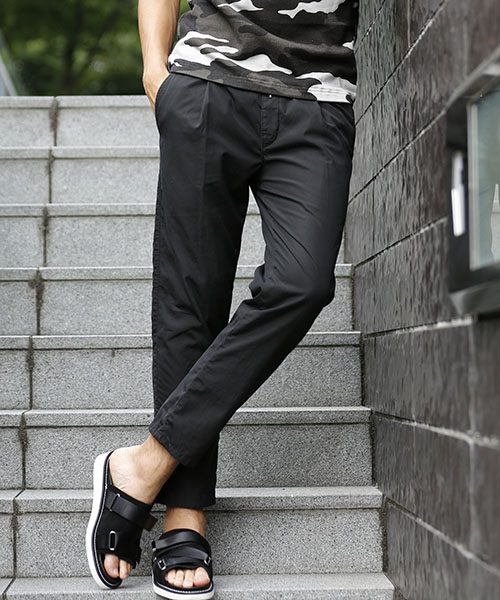 【wjk】5877 ct94i-side line trousers パンツ