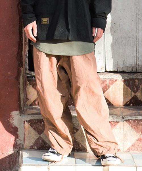 【glamb(グラム)】GB0218-P07-Sandy pants-サンディパンツ
