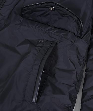 楽天ランキング1位】 【AKM】AKM × DUVETICA M 65 field jacket