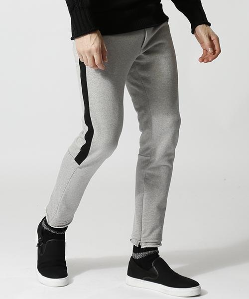 【wjk】side line sweat pants パンツ(5853 mj51k)