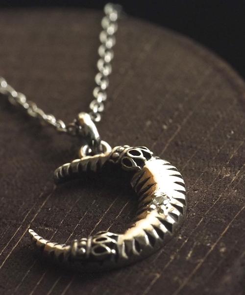 【IDEALISM SOUND(イデアリズム サウンド)】【予約販売ご注文から1ヶ月後出荷】Silver Diamond ネックレス(12004)