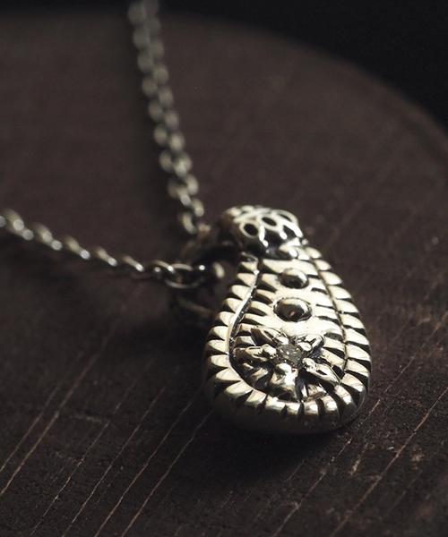 【IDEALISM SOUND(イデアリズム サウンド)】【予約販売ご注文から1ヶ月後出荷】Silver Diamond ネックレス(12006)