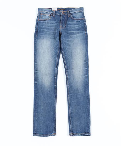 【Nudie Jeans(ヌーディージーンズ)】LEAN DEAN844 LOST LEGEND デニムパンツ(112582032)
