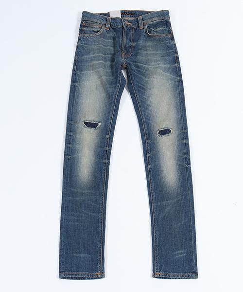 【Nudie Jeans(ヌーディージーンズ)】THIN FINN876 MARTIN REPLICA3 デニムパンツ(112806032)