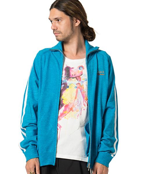 【glamb(グラム)】Meril knit jersey メリルニットジャージー(GB0318-KNT09)