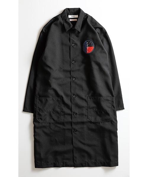 【FDMTL(ファンダメンタル)】STAFF COAT コート(FA19-JK14)
