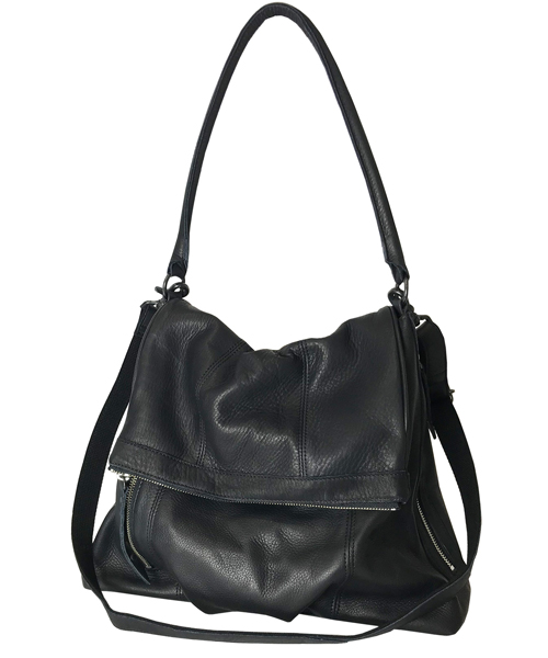 【DECADE(ディケイド)】【予約販売ご注文から1週間後出荷】Oiled Cow Leather 2way Shoulder Bag バッグ(DCD-01082)